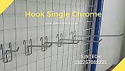 Hook Single Chrome sintech